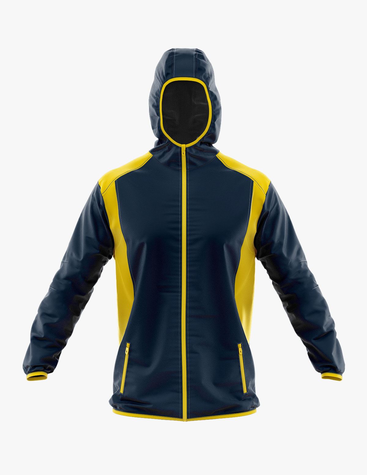 Edward Men's Rain Jacket - RAGE® Custom Works